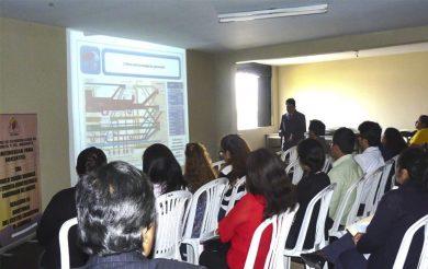 I Capacitación Colegios: C.E.P. El Carmelo