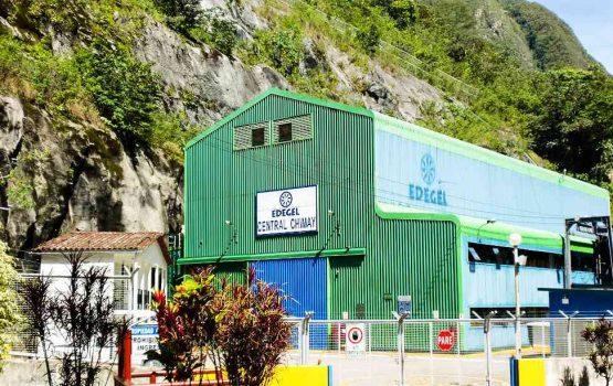 Chinango: Estudio de eficiencia energética de las centrales hidroeléctricas de Chimay y Yanango.