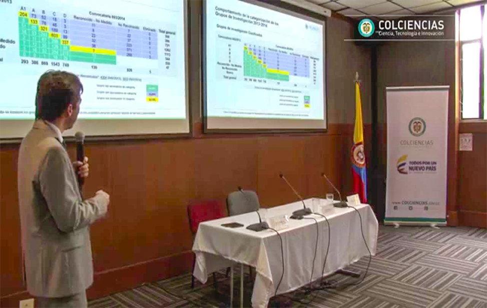 COLCIENCIAS – Colombia