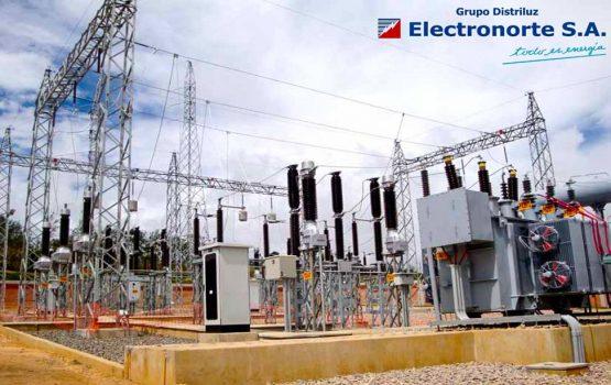 Auditoria ambiental para las empresas eléctricas de Megaluz.ELECTRONORTE S.A.
