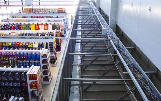 Supermercados Peruanos: Estudio de eficiencia energética en Plaza Vea Santa Clara.