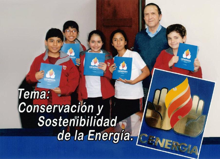 """Entrevista a alumnas del Colegio Peruano Japonés """"La conservación y Sostenibilidad de la energía eléctrica"""""""