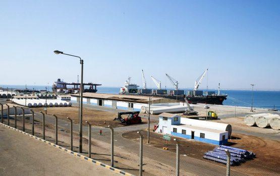 ENAPU: Estudio de factibilidad de un aerogenerador para el terminal portuario general San Martín, Pisco.