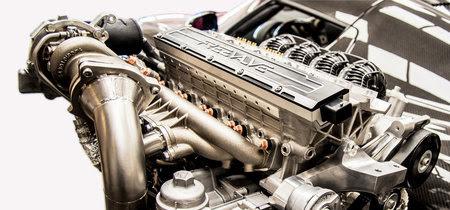 Motores sin árbol de levas