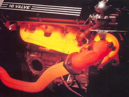 Nuevo material convierte en electricidad el calor del motor