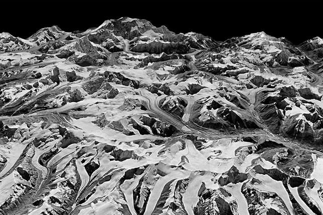 Himalaya pierde su hielo
