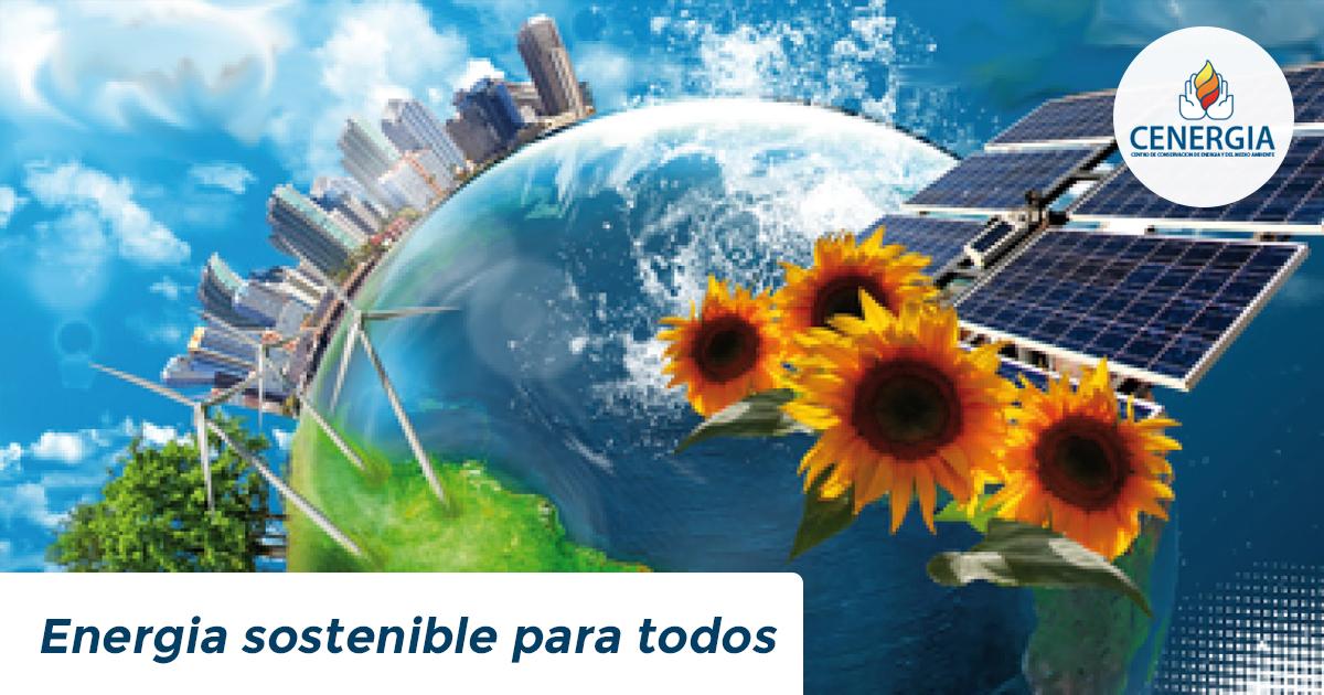 Energia sostenible para todos