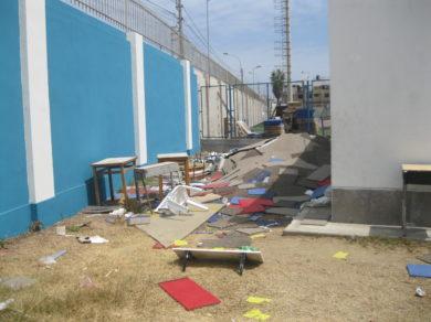 CENERGIA realiza Auditoría Ambiental en I.E Bartolomé Herrera