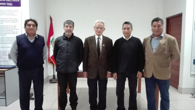 VII Sesión de Capacitación por Convenio de Ecoeficiencia: I.E.E. Bartolomé Herrera